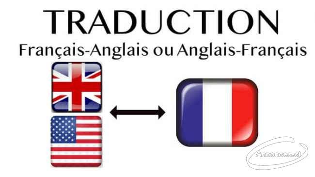 Traduction Anglais Francais 5000 Fcfa Annonce N 52981