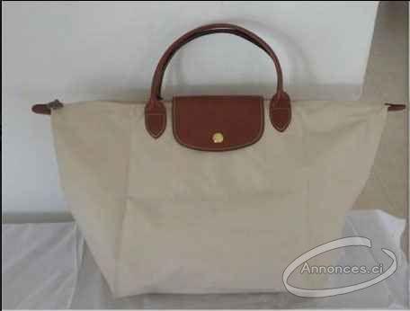 Vente de sacs à main mini longchamps original couleur kaki et ...