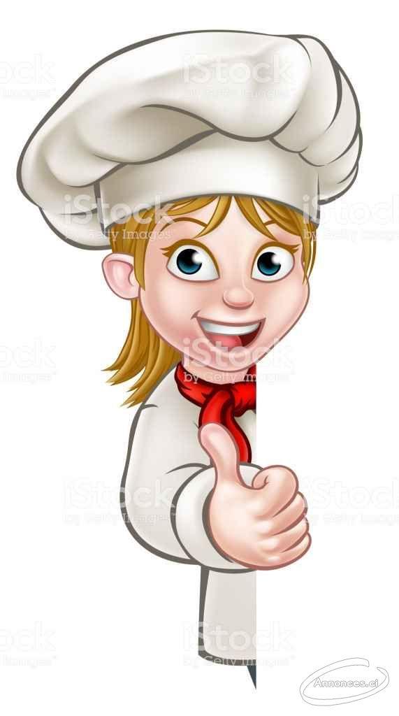 cherche femme cuisiniere