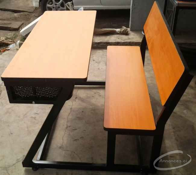 table banc vendre annonce n 9683 sur. Black Bedroom Furniture Sets. Home Design Ideas