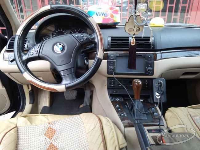 Bmw E46 Boite Auto Full Option 3850000 Fcfa Annonce N 42242 Sur